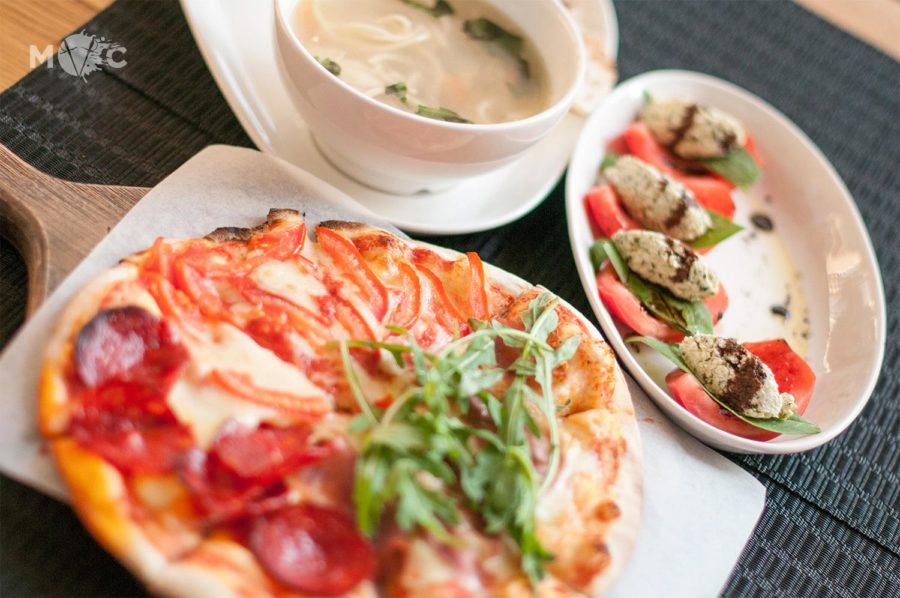 Бизнес-сиеста в ресторане «Монтекки Капулетти»