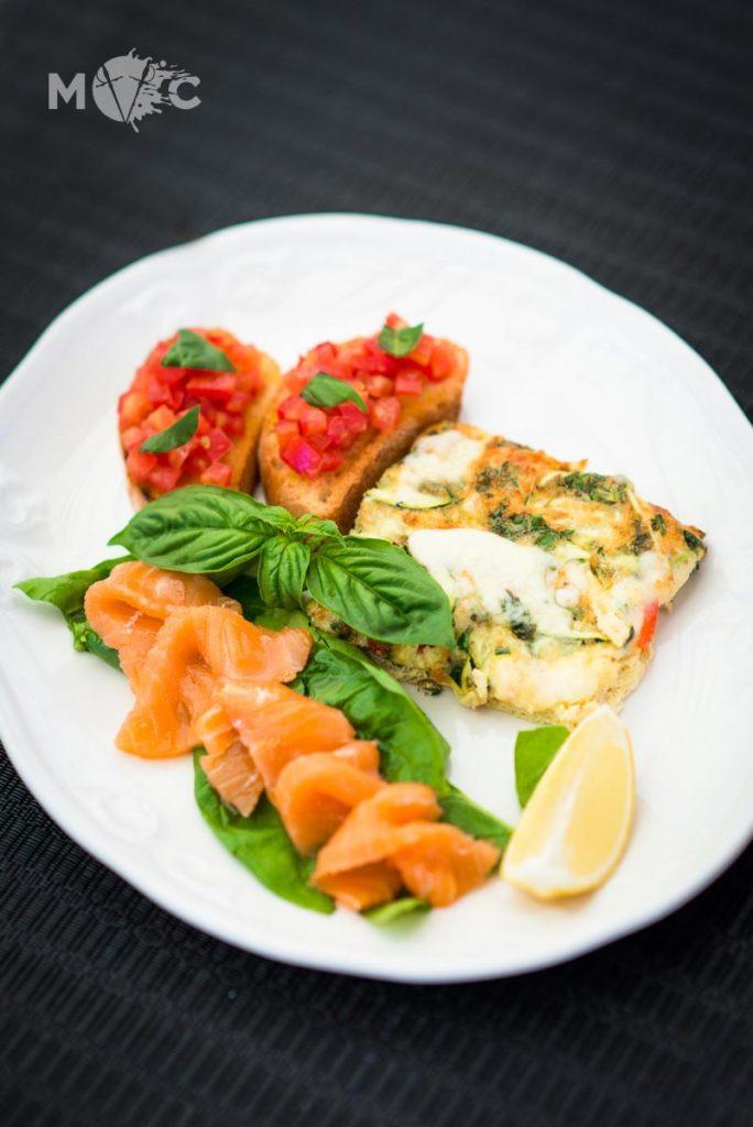 Традиционный итальянский завтрак в ресторане Монтекки Капулетти_02