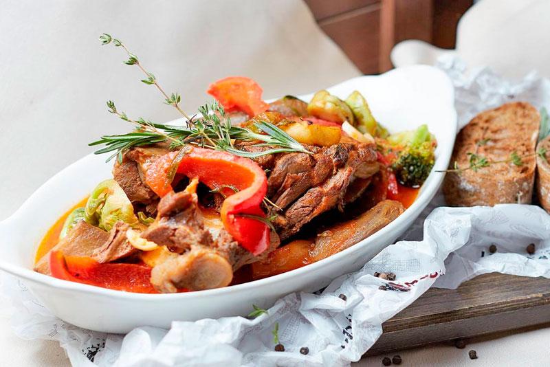Меню ресторана Монтекки Капулетти - вкусная итальянская кухня