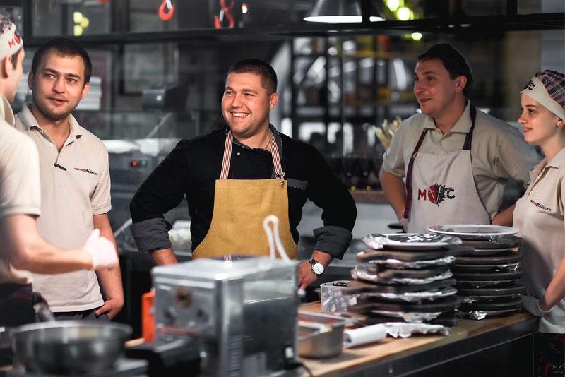 Ресторан Монтекки Капулетти - уютный итальянский ресторан в Киеве