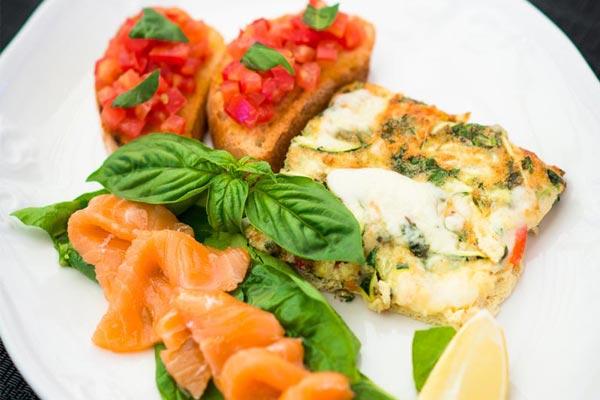 Традиционные итальянские завтраки от семей Монтекки и Капулетти