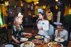Детский День Рождения в ресторане Монтекки Капулетти_07