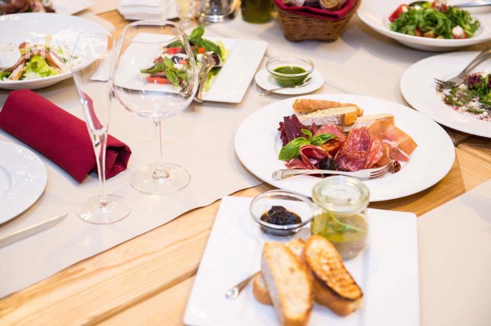 Свадьба в ресторане Монтекки Капулетти (1)