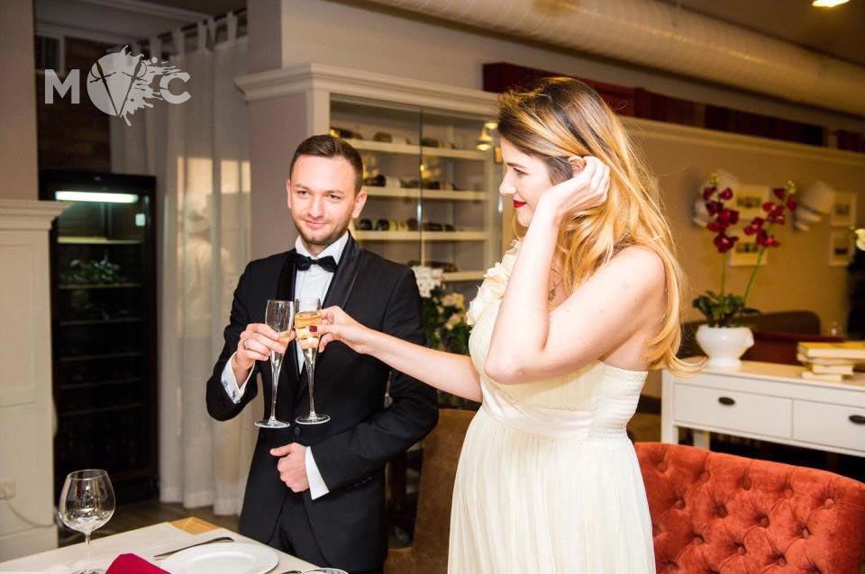 Свадьба в ресторане Монтекки Капулетти (3)
