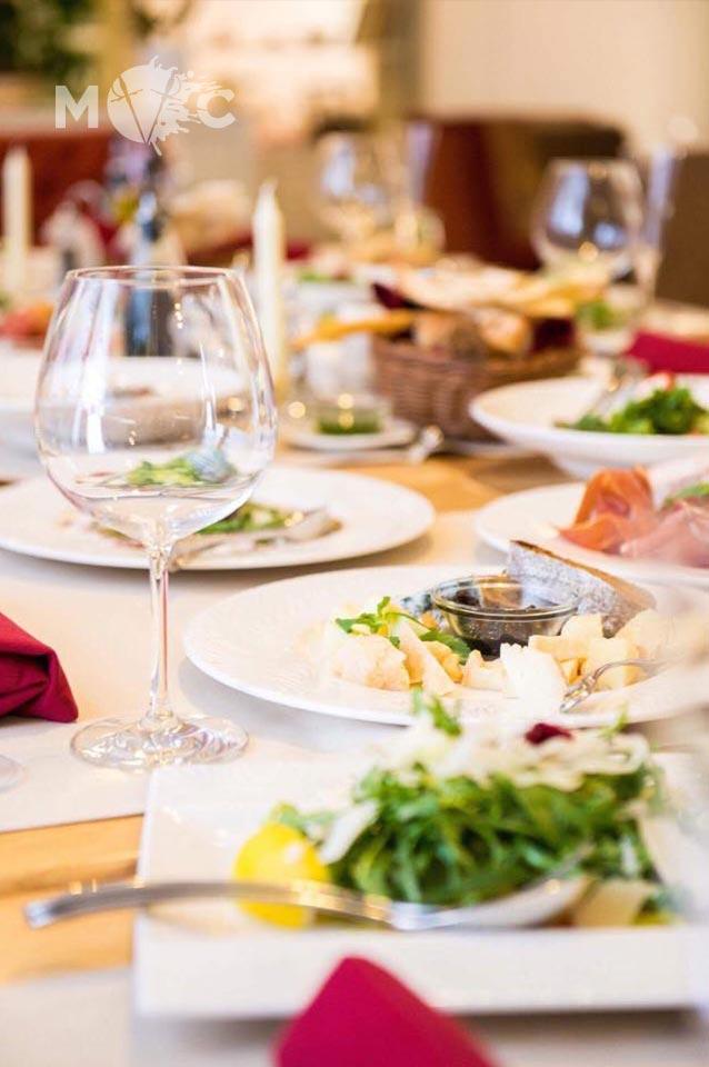 Свадьба в ресторане Монтекки Капулетти (4)