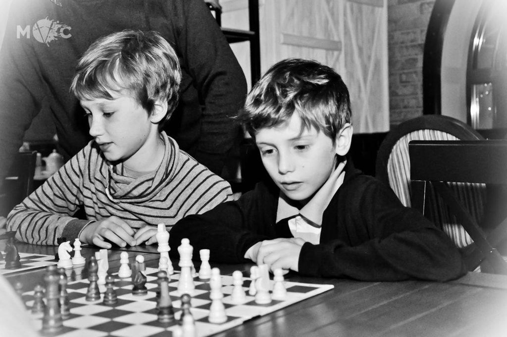 Детская Шахматная Школа в ресторане Монтекки Капулетти_05