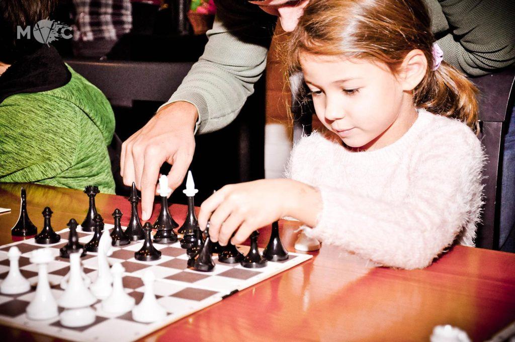 Детская Шахматная Школа в ресторане Монтекки Капулетти_02