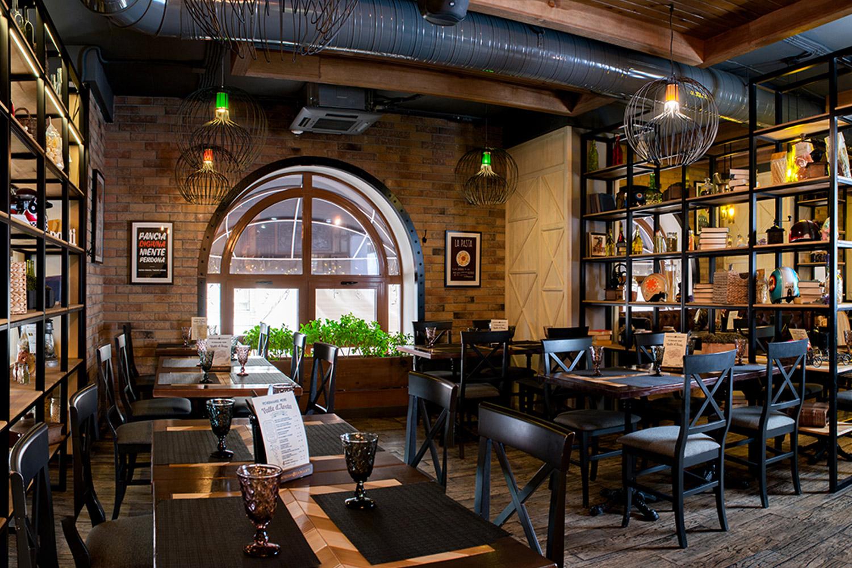 Зал Капулетти Основной в ресторане Монтекки Капулетти_04