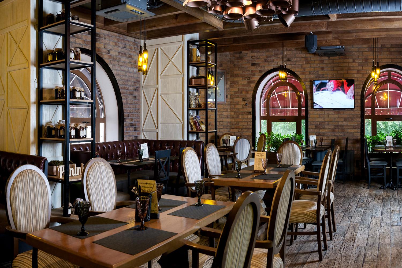 Зал Капулетти Основной в ресторане Монтекки Капулетти_03