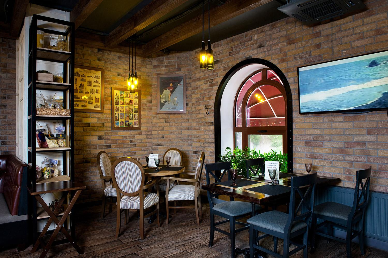 Зал Капулетти Основной в ресторане Монтекки Капулетти_02