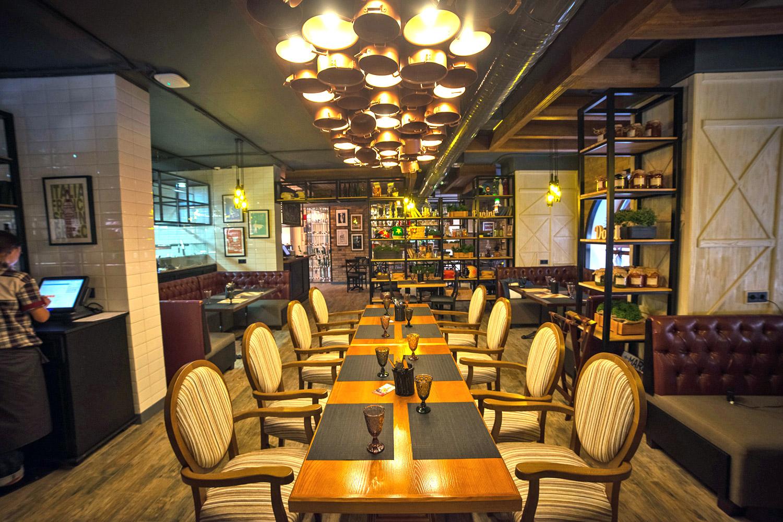 Зал Капулетти Основной в ресторане Монтекки Капулетти_01