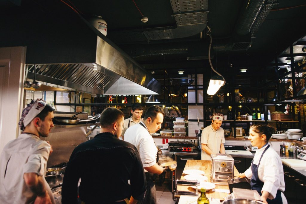 кулинарный мастер-класс от команды шеф-поваров Forte Village