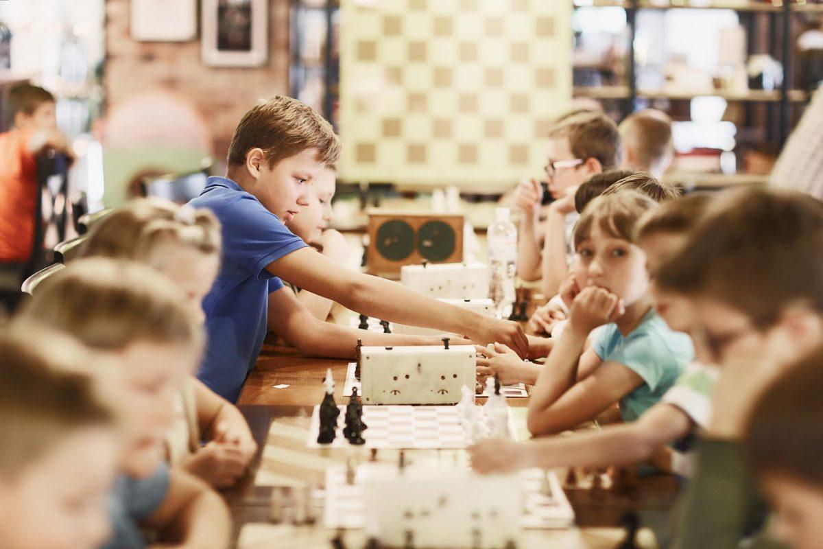 Детский шахматный турнир в Монтекки Капулетти