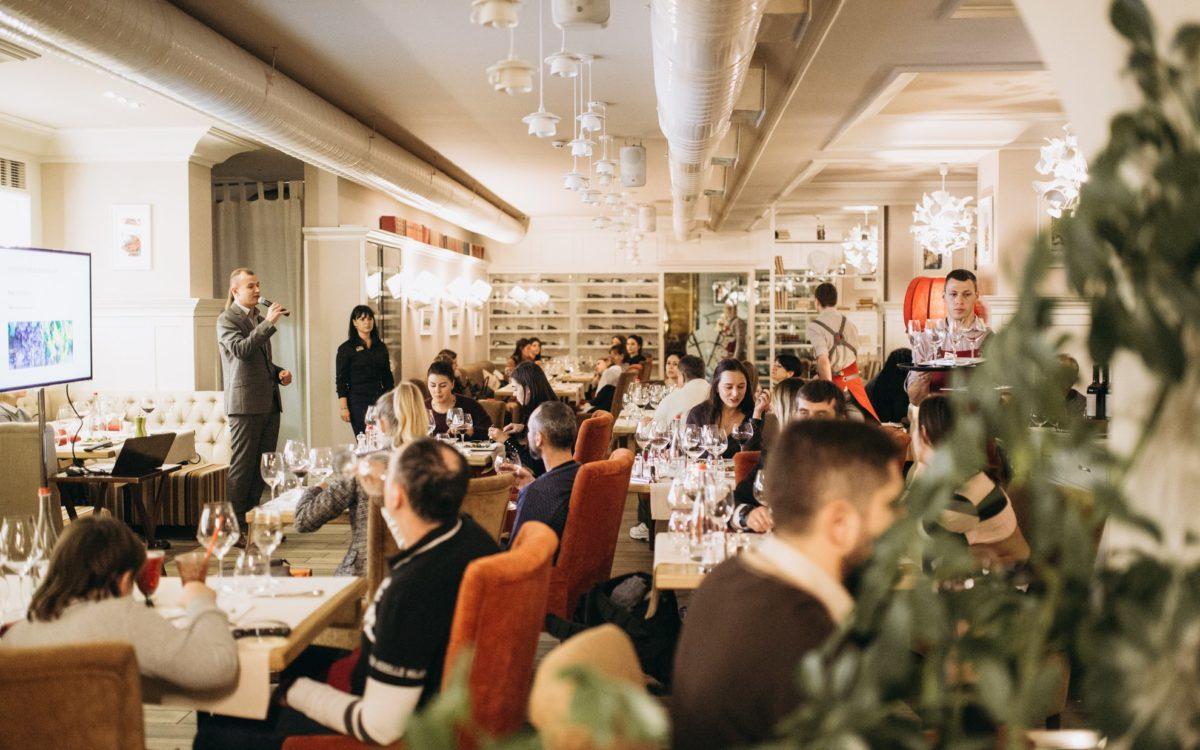 Эногастрономический ужин с амбассадором винного дома Feudi di San Marz