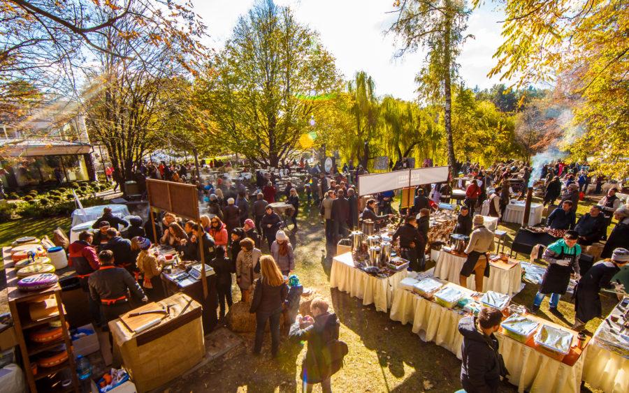 Традиционная осенняя ярмарка, 24 сентября 2017