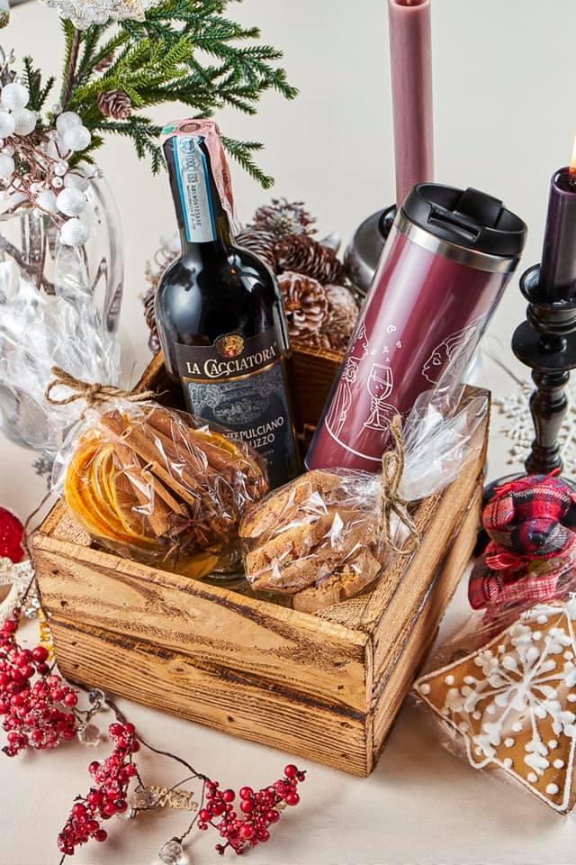 Корпоративні подарунки 2020 від Montecchi Capuleti!